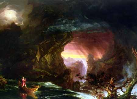 thomas Cole's manhood