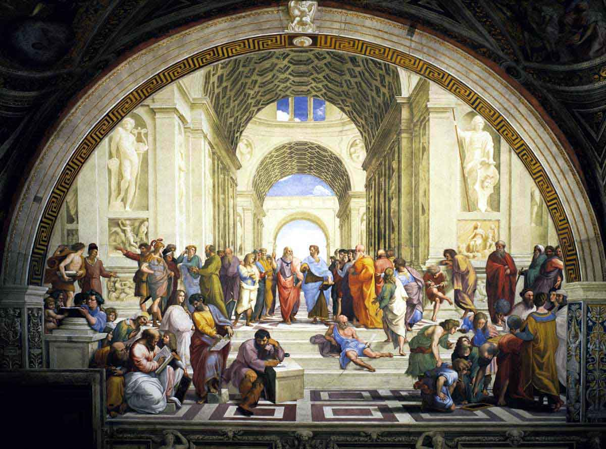 raphael's painting
